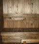 Sauna stain