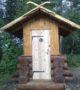 WC Pine tar lazure